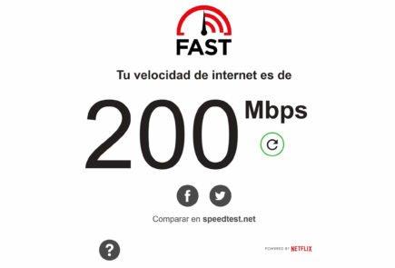 Netflix: comprueba tu velocidad de conexión 4