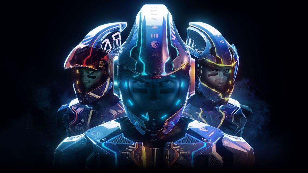 laser league header