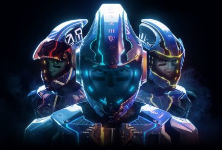 laser league header