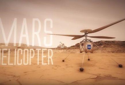 La NASA enviará un helicóptero a Marte en 2020 2