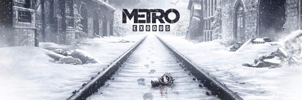 Metro Exodus se retrasa y no llegará hasta 2019