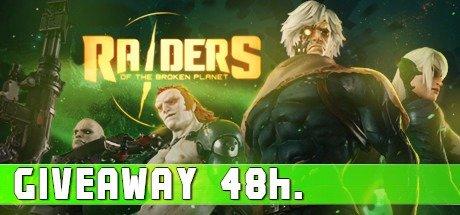 Raiders Of The Broken Planet gratis en Steam durante 48 horas 2