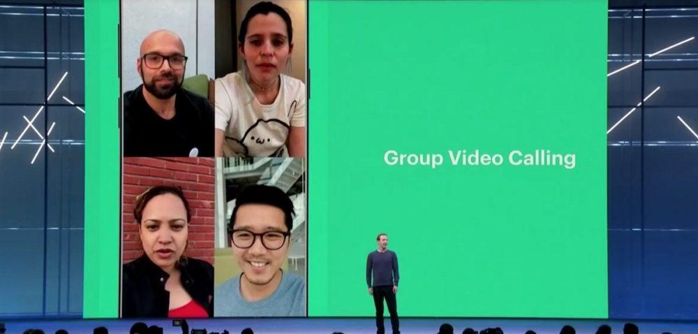 Whatsapp tendrá videollamadas grupales y stickers. Facebook lo confirma