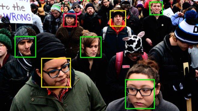 Amazon vende a Trump tecnología de reconocimiento facial 1