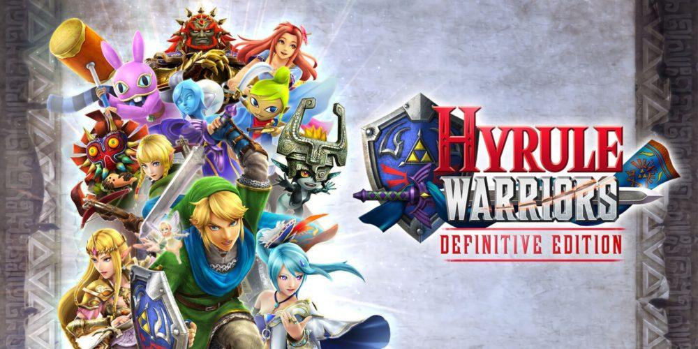 Hyrule Warriors: Definitive Edition, analizamos este imprescindible para Nintendo Switch 1