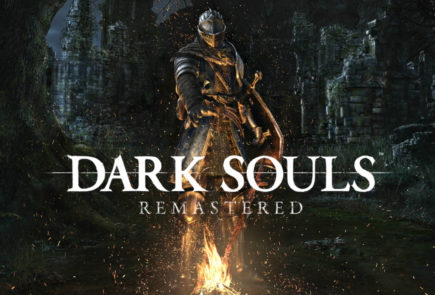 dark souls remastered portada