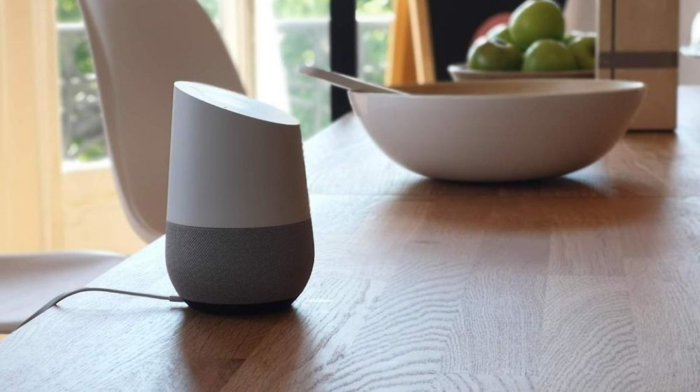 Google Home llega a España con Google Assistant en español 1