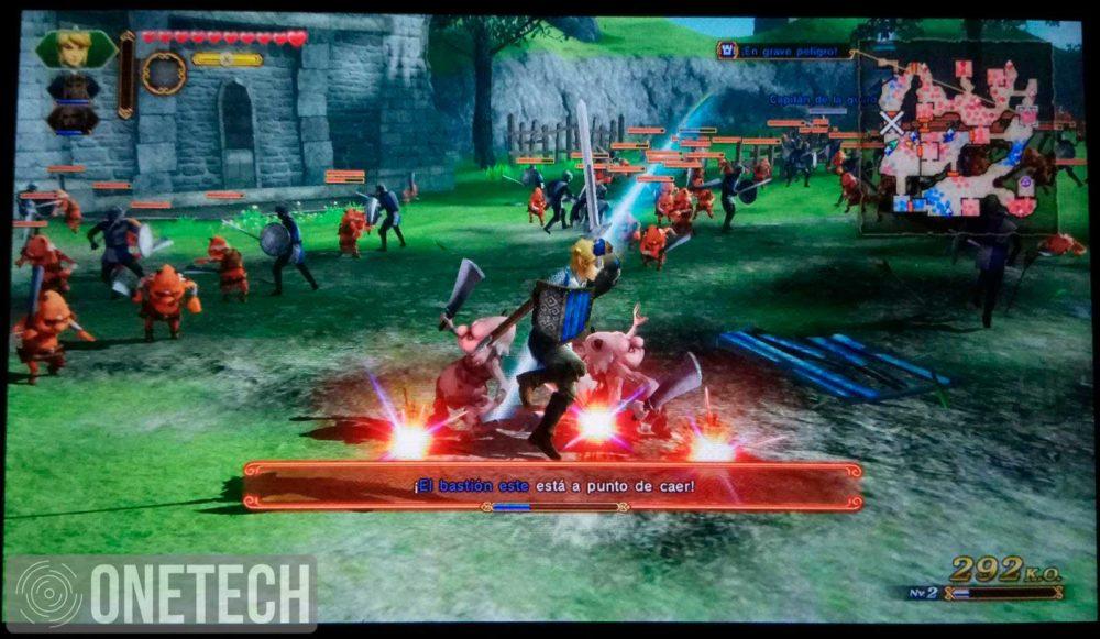 Hyrule Warriors: Definitive Edition, analizamos este imprescindible para Nintendo Switch 5