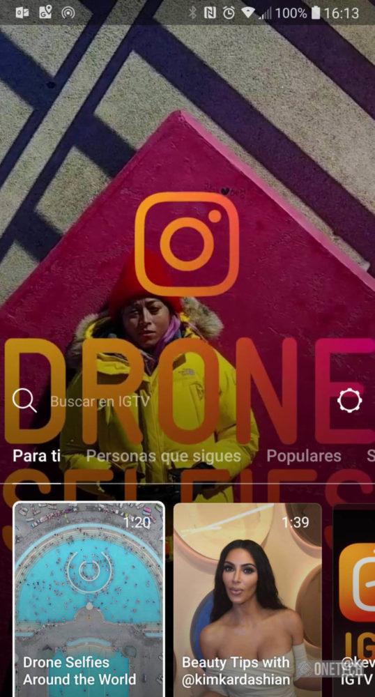 IGTV llega la nueva app de televisión de Instagram 2