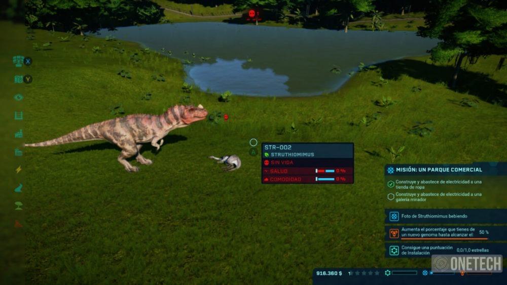 Jurassic World Evolution, construimos nuestro parque y os contamos nuestras impresiones 1