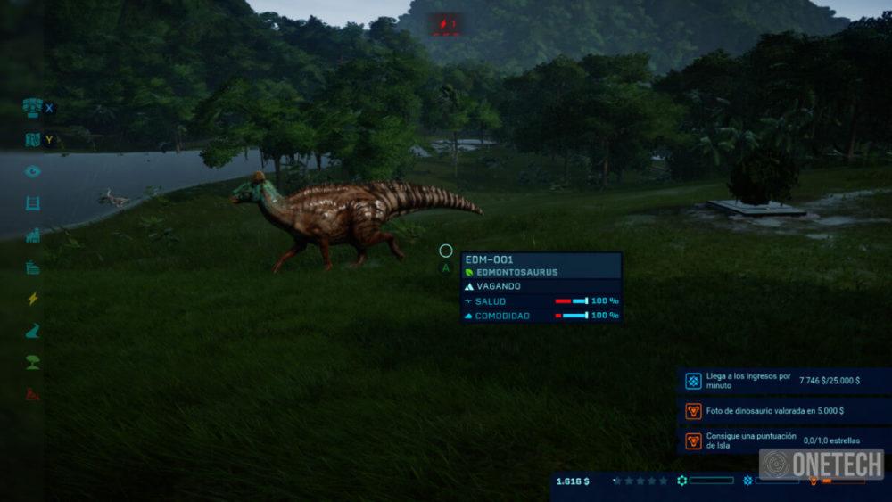 Jurassic World Evolution, construimos nuestro parque y os contamos nuestras impresiones 4