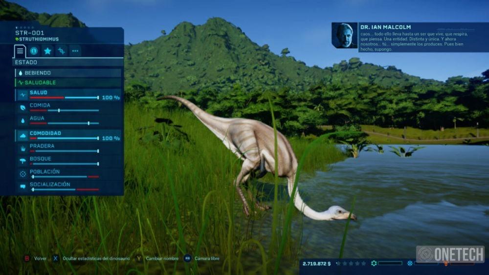 Jurassic World Evolution, construimos nuestro parque y os contamos nuestras impresiones 5