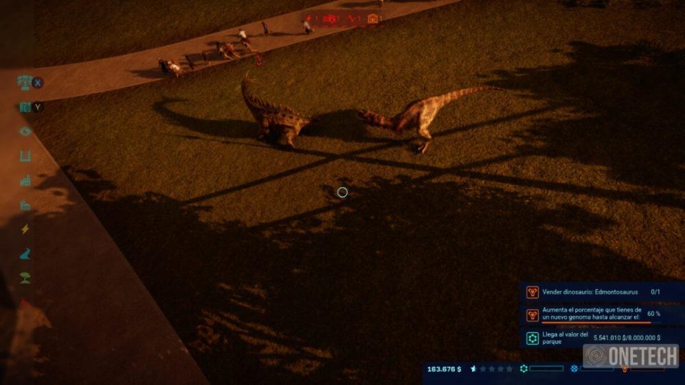 Jurassic World Evolution, construimos nuestro parque y os contamos nuestras impresiones 6