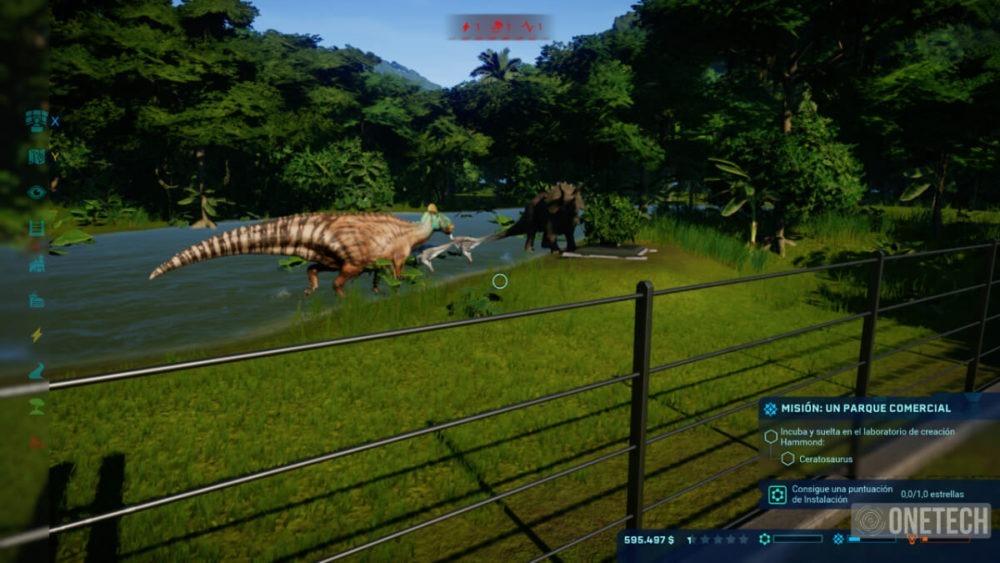 Jurassic World Evolution, construimos nuestro parque y os contamos nuestras impresiones 2