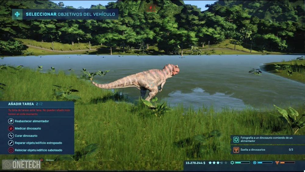 Jurassic World Evolution, construimos nuestro parque y os contamos nuestras impresiones 8