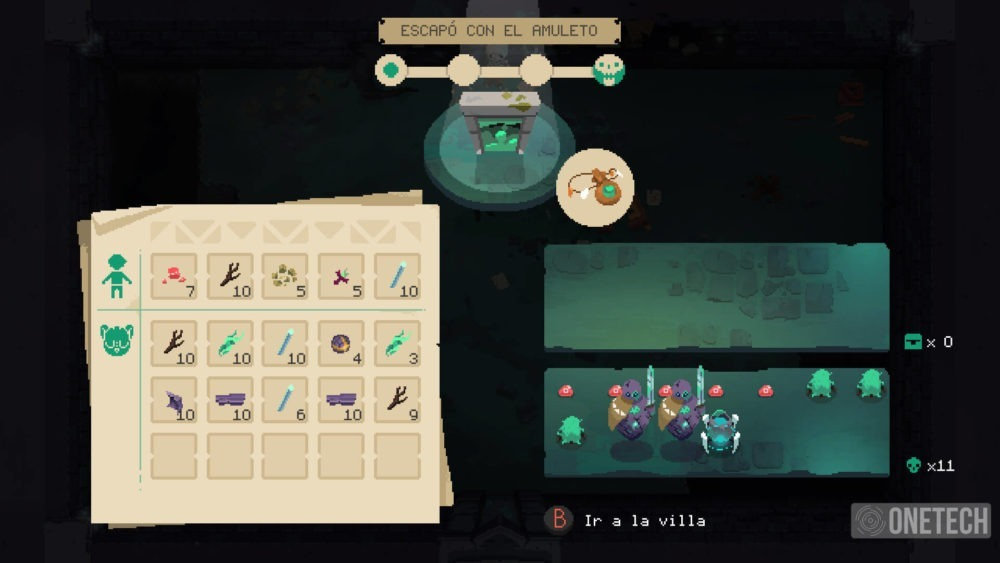 Moonlighter, analizamos esta agradable sorpresa Indie 9