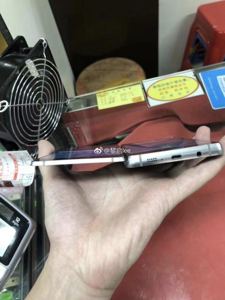 Un smartphone Samsung plegable sale a luz, pero no te emociones ¡Se canceló! 3