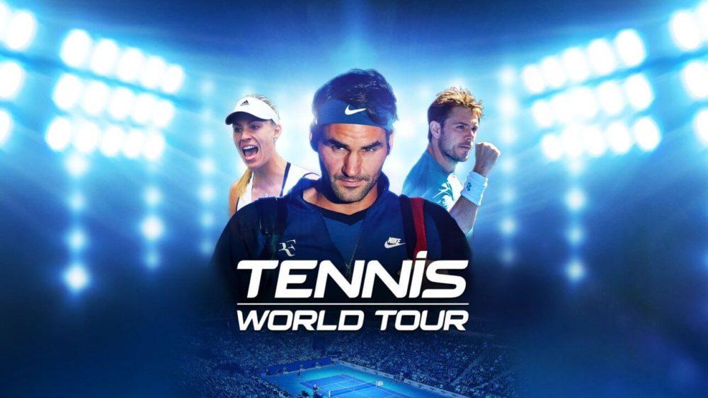 Tennis World Tour, analizamos este título para amantes de la raqueta 2