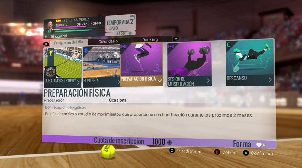 Tennis World Tour, analizamos este título para amantes de la raqueta 4