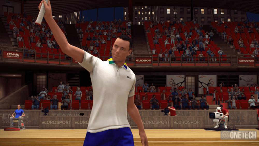 Tennis World Tour, analizamos este título para amantes de la raqueta 9