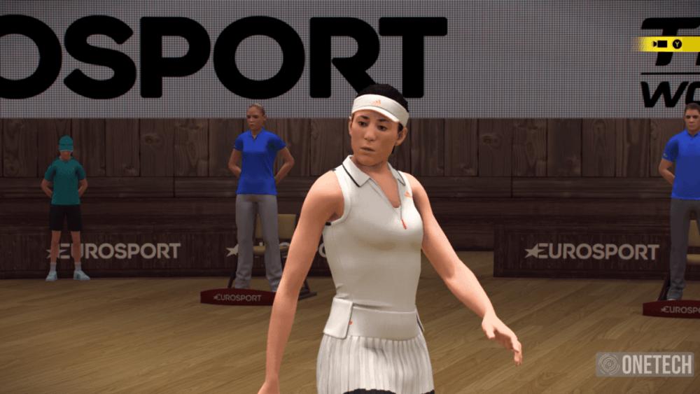 Tennis World Tour, analizamos este título para amantes de la raqueta 10