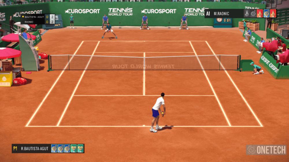 Tennis World Tour, analizamos este título para amantes de la raqueta 12