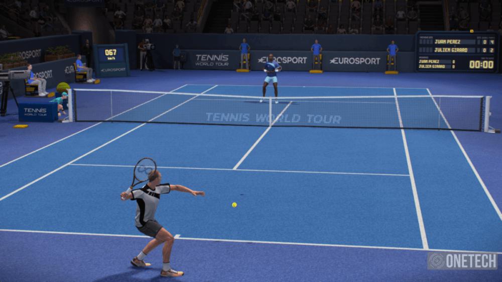 Tennis World Tour, analizamos este título para amantes de la raqueta 13