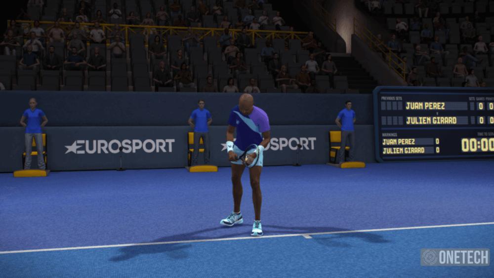 Tennis World Tour, analizamos este título para amantes de la raqueta 14