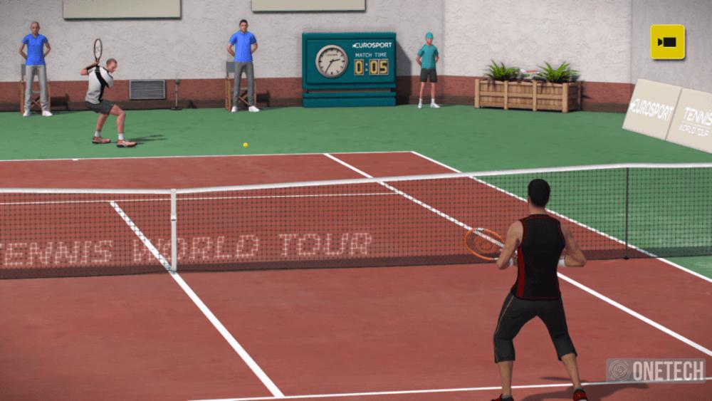 Tennis World Tour, analizamos este título para amantes de la raqueta 11