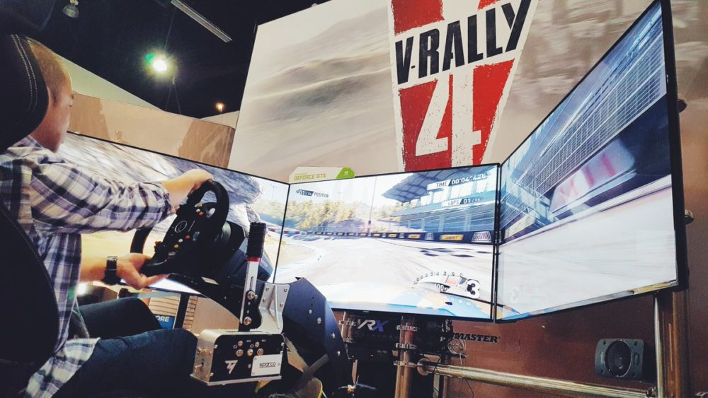 Impresiones de V-Rally 4 y todas sus novedades [E3 2018] 1