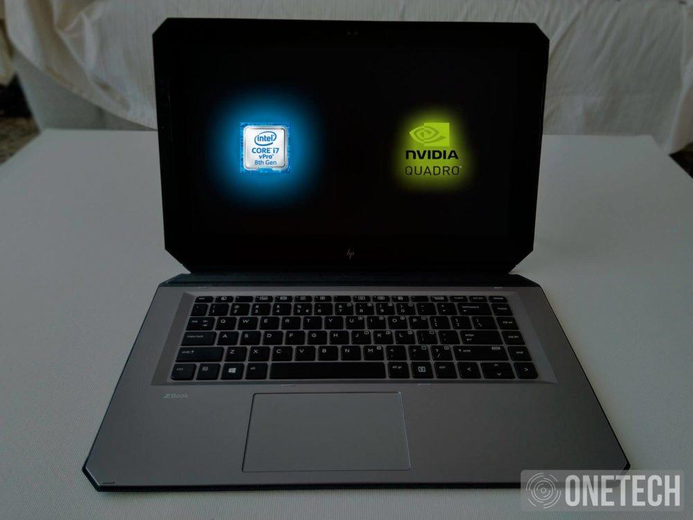 HP ZBook x2 G4, análisis de esta workstation desmontable elegante y potente 1