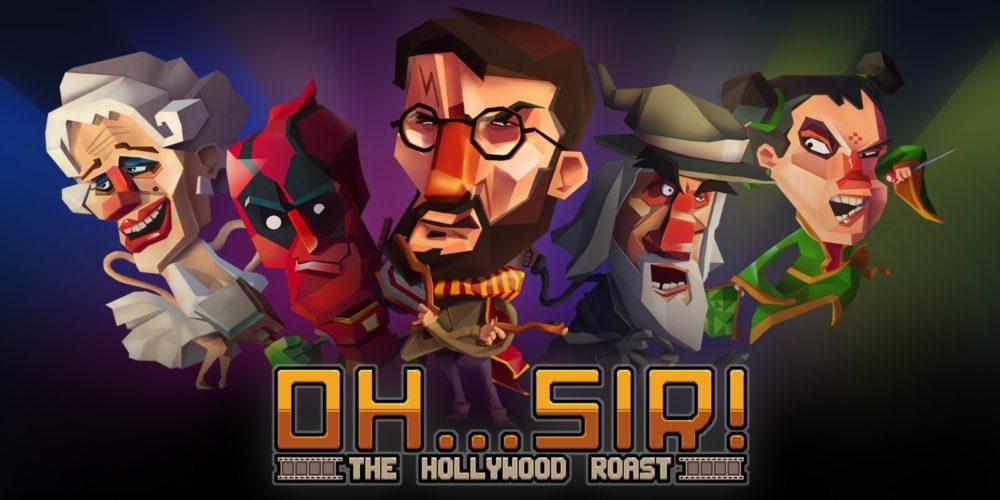 Oh…Sir! The Hollywood Roast, analizamos este simulador de insultos 1