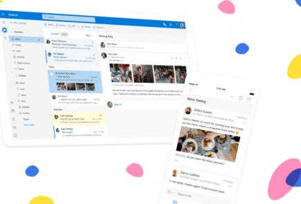 Microsoft Outlook, la aplicación de gestión de correo para Android 4