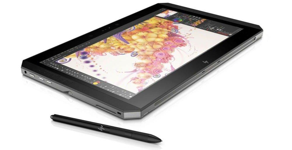 Pantalla HP ZBook x2