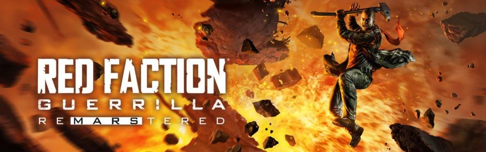 Red Faction Guerrilla Re-Mars-tered llega para PC y consolas