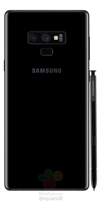 Samsung Galaxy Note9, estas son las mejores imágenes filtradas 1