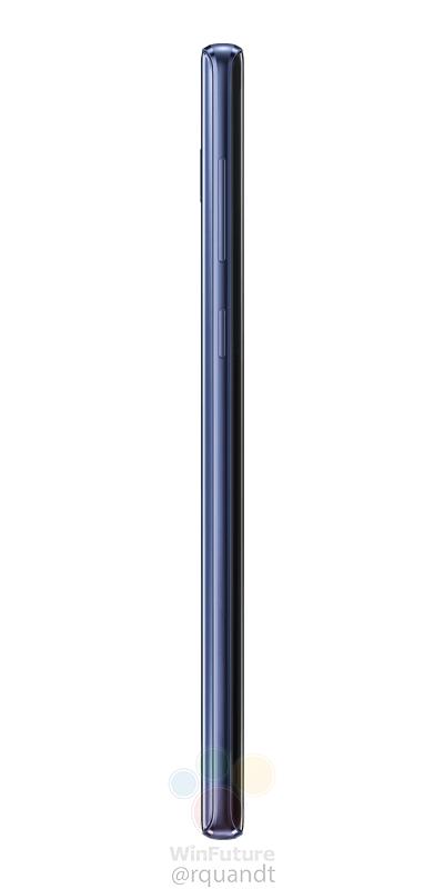 Samsung Galaxy Note9, estas son las mejores imágenes filtradas 4