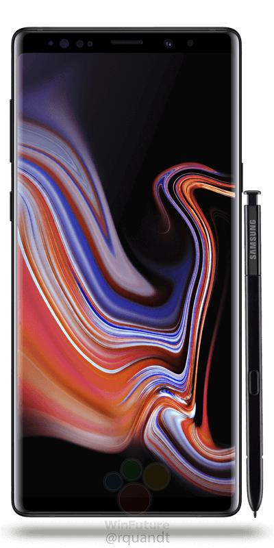 Samsung Galaxy Note9, estas son las mejores imágenes filtradas 6