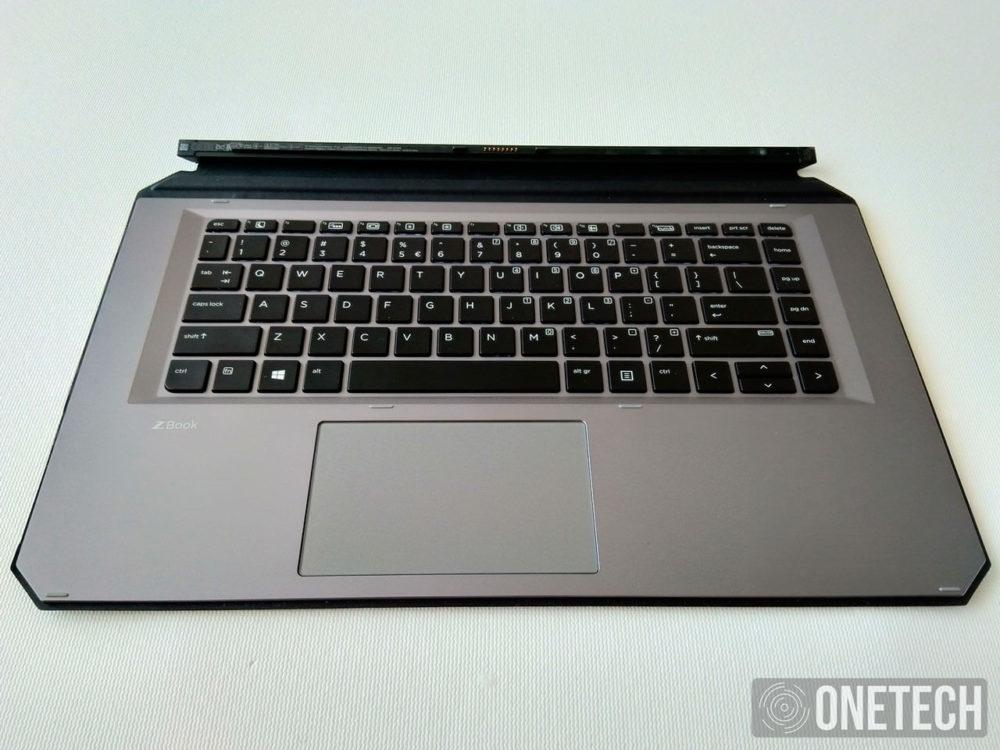 Teclado HP ZBook x2