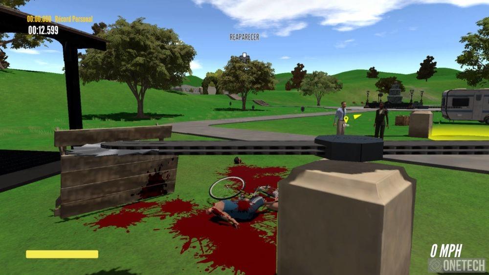 Guts & Glory un juego demencial con mil maneras de morir 1
