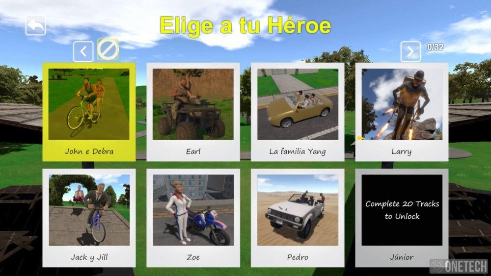 Guts & Glory un juego demencial con mil maneras de morir 5