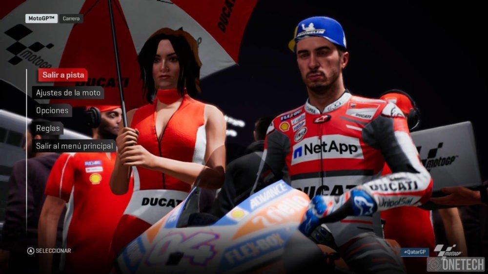 MotoGP 18 analizamos este clásico de las dos ruedas 1