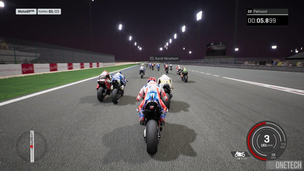 MotoGP 18 analizamos este clásico de las dos ruedas 8