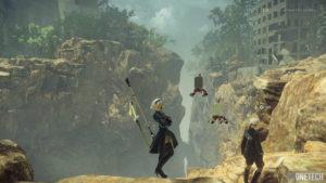 NieR: Automata, analizamos este juego de culto para Xbox 1