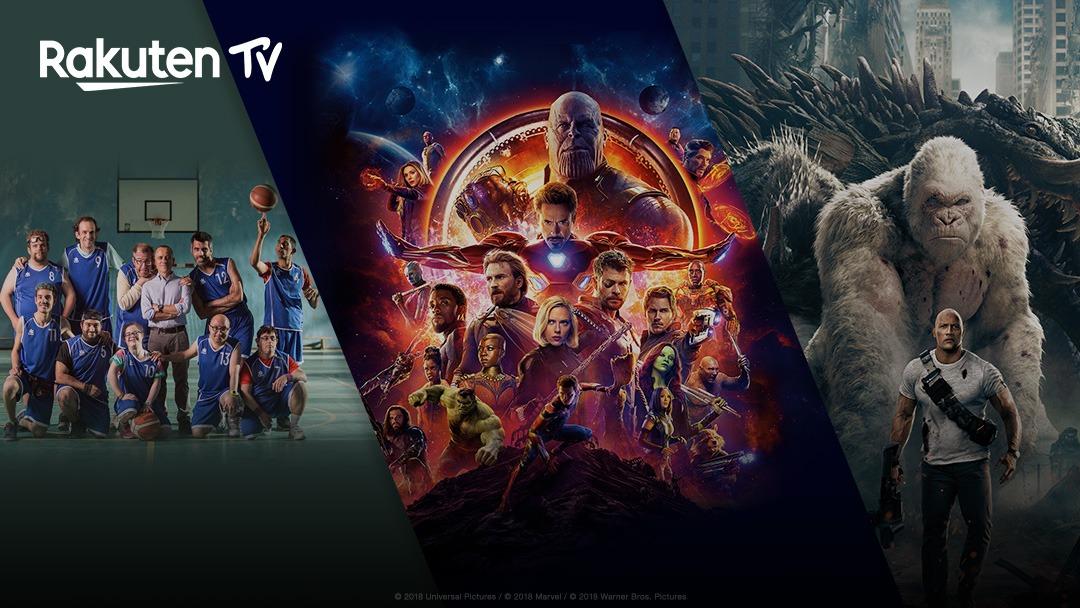 estrenos de agosto de rakuten tv con avengers infinity war y campeones. Black Bedroom Furniture Sets. Home Design Ideas
