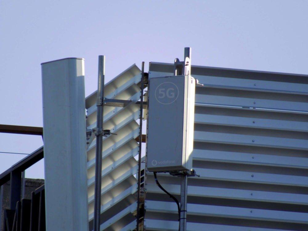 Vodafone comienza el despliegue 5G en diversas ciudades de España 2