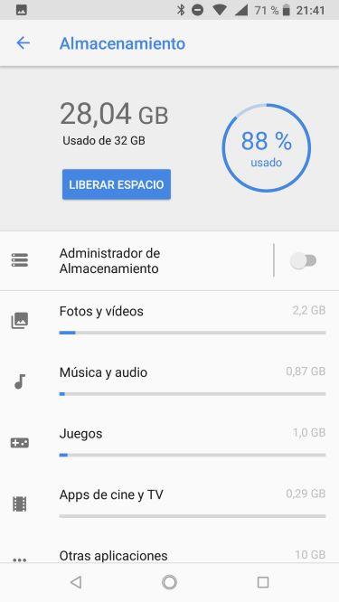 Nokia 6.1, análisis. Un teléfono bonito y potente, pero un tanto irregular 9