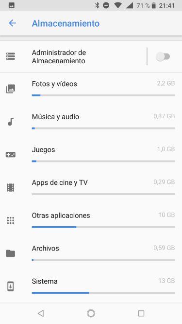 Nokia 6.1, análisis. Un teléfono bonito y potente, pero un tanto irregular 10