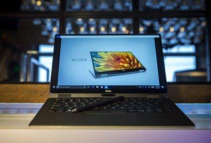 Dell presenta en IFA 2018 sus nuevos portátiles y monitores ultradelgados 3