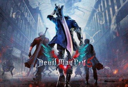 Devil May Cry 5 se lanzará el 8 de marzo de 2019 1